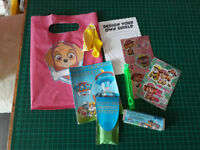 Pre Filled Personalised Party Bags - Paw Patrol - Avengers - Princess - Printed with your name