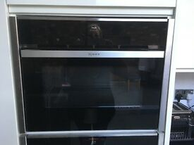 Neff Premium Collection 3 Built in Stainless Steel Microwave Oven
