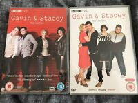 Gavin and Stacey DVD'S