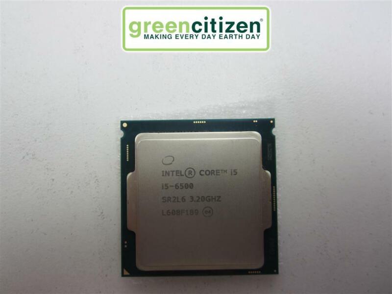 Intel Core i5-6500 SR2L6 3.20Ghz 6M Cache 65w FCLGA1151 CPU Processor