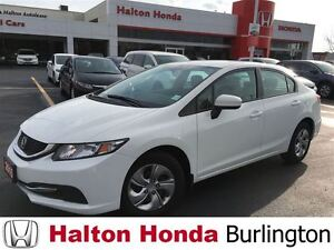 2015 Honda Civic Sedan LX | REARVIEW CAMERA | KEYLESS ENTRY | BL