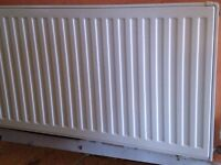 Central Heating 500 x 1600mm long Double Radiator