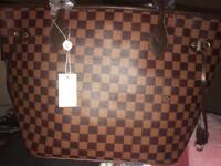 Louis Vuitton neverful neverfull bag GM new
