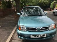 Nissan Micra Active Only 19900 Miles