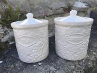 Tea & Coffee storage jars