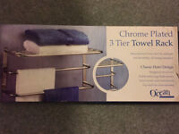Brand new Towel rack for sale