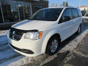 2011 Dodge Grand Caravan STOW N' GO