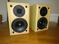 Acoustic Solutions AV-20 speakers