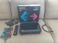 Humax HDR-1000S FreeSat Digital Recorder with 500GB hard drive