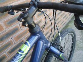 -Bike 27.5 wheels-
