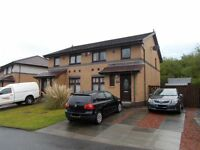 3 Bedroom Semi Detached House To Let in Downcraig Road, Glasgow. (LET AGREED)
