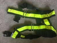 OXFORD BRIGHT H BELT high visibility motorcycle H belt