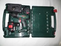 Bosch - PSR 12 - Cordless electric Drill