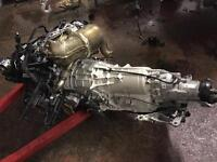audi q7 complete engine and gearbox