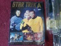Star Trek TNG The Collector's Edition 59 dvd's + 21 magazines all unopened 3 stories per dvd