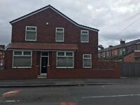 Student Accommodation Rusholme House Share 3 Double Bedroom End Terrace Home With Parking Furnished