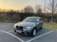 2014 BMW X3 2.0 X DRIVE AUTOMATIC SERVICE HISTORY NEW MOT