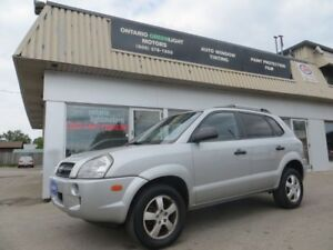 2008 Hyundai Tucson AUTOMATIC, SPOTLESS CONDITION, CERTIFIED