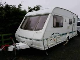 Swift Challenger 520SE - 4 Berth Touring Caravan