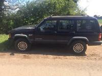 Jeep Cherokee xj 2.5 td/ off road / greenlaner