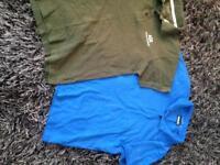 2 x t shirts Armani DKNY