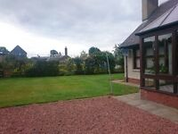 3 bedroom bungalow with stunning countryside views, just outside Musselburgh
