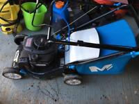 Mac Allister lawnmower 125/140cc