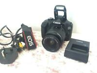 Canon 4000d camera for sale like new! Excellent condition
