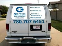 24/7 Licensed & Insured Master Electrician (780)707-6451
