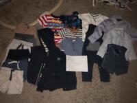 Boys clothes 9-12 months