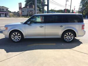 2010 Ford Flex Limited Leather Sunroof Chrome Wheels Windsor Region Ontario image 5