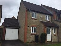 Speedwell 3 Bedroom Semi Detached House with Garage & Off Street Parking! Front & Rear Gardens