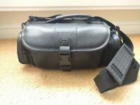 SONY Camera/Camcorder LCS-VA3 carrying case....Faux Leather (PVC)