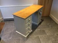 Quality Pine Dressing Table/Desk