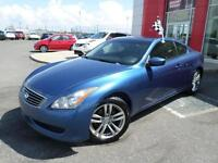 2009 Infiniti G37 Coupe AWD/CUIR/TOIT