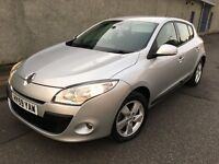 Stunning 2009 59 Renault Megane 1.6 Dynamique 5Dr **2 Owners+Only 62000+Full History+1 Years Mot*