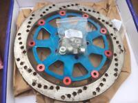 Gsxr 1000 k3 brake discs