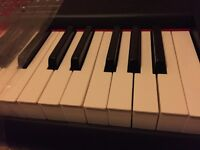 99% NEW 61 keys Standard Piano Keyboard with Stand