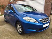 2005 *6 Seater - 3x3** Honda 1.7 FR-V VTEC - New Mot* / DVD / Parking Sensors