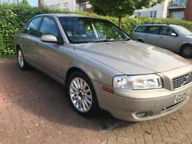 Volvo S80 saloon mk1 facelift 2.4 TD D5 SE 4 DR Automatic
