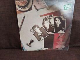 Wings albums.