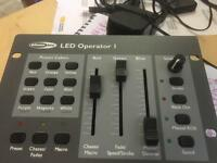 Showtec led operator 1 dmx controller