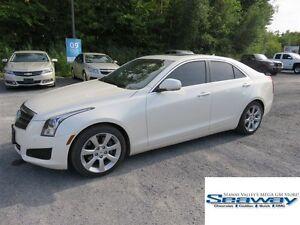 2014 Cadillac ATS 2.0L Turbo Luxury Cornwall Ontario image 1