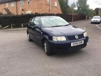 Volkswagen POLO 1.4 2001 NEED GONE ASAP! OFFERS!