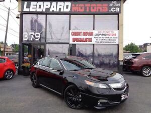 2014 Acura TL Awd,Leather,Surnoof,Memory*Certified*