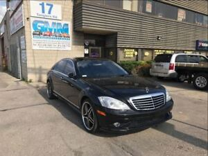 2007 Mercedes-Benz S-Class S550 AMG LWB