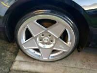 """3Sdm 19""""alloy wheels 5x112 Audi Vw Merc"""