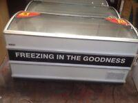 Novum 601 litres CHEST FREEZER, CATERING COMMERCIAL FREEZERs, good working order