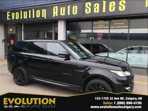 2015 Land Rover Range Rover Sport SPORT HSE, EASY FINANCING