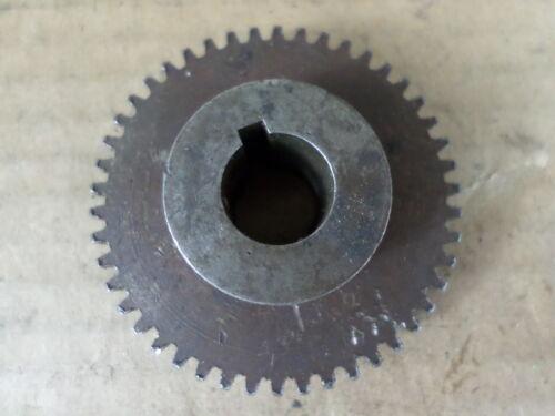 Boston Gear 46 Steel Spur Gear